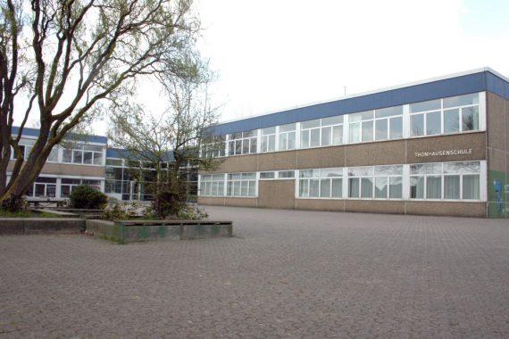 W. Terweide Haustechnik - Referenz Thonhausenschule