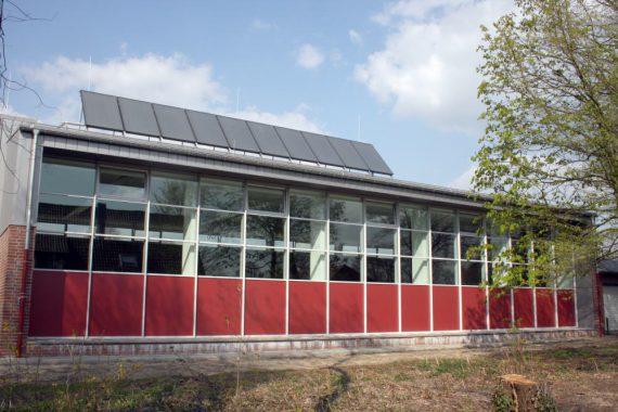W. Terweide Haustechnik - Referenz Sporthalle Biemenhorst